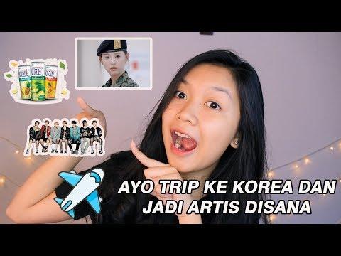 Cara Gratis Trip Ke Korea Sekaligus Jadi Artis di Korea !  || Indonesia OranC Girl Contest 2018