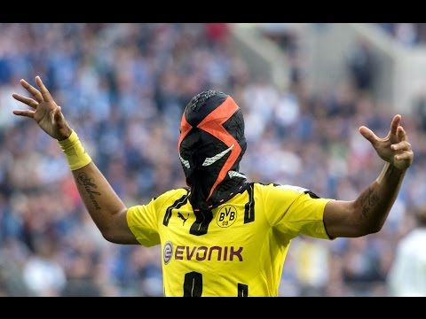 Auba's mask: Will Nike pay for the fuss?