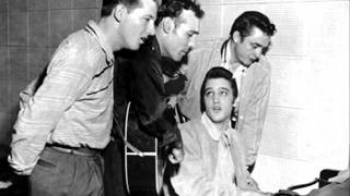 I Shall Not Be Moved  Million Dollar Quartet