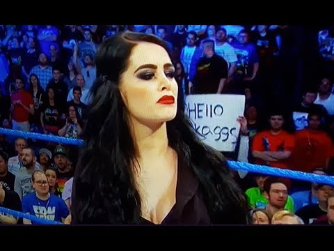 WWE Smackdown FULL SHOW  Review ! 4/10/2018 PAIGE is Smackdown GM