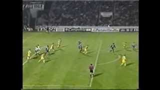 1997/1998, Bordeaux-Nantes : 1-1