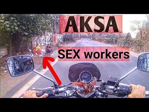 Aksa beach red light area of Mumbai   Exposed Vlog
