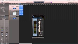 135  Waves Dorrough In Logic Pro