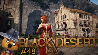 Black Desert Adventures #48 - Pretty dress and super wagon