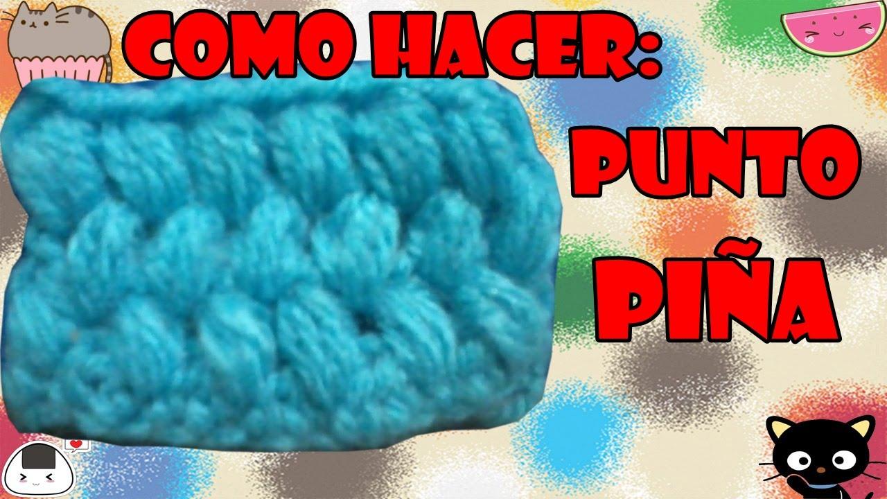 Como hacer punto pi a crochet youtube - Como empezar a hacer punto paso a paso ...
