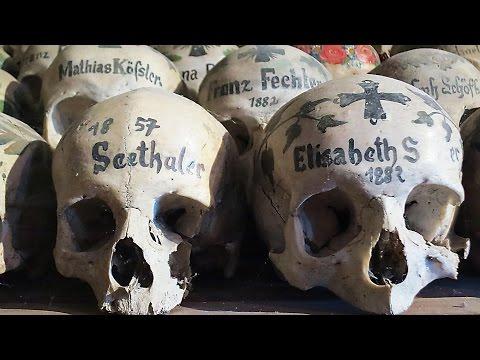 Hallstatt Skull Crypt