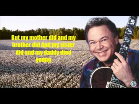 I never picked cotton Roy Clark with Lyrics.