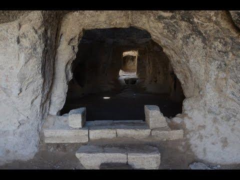 "معبد مهر مراغه  ""Maraghe Mithra Temple""  IRAN"