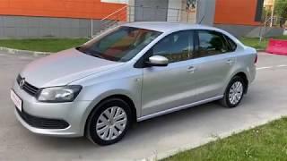 Volkswagen Polo, 2014, 1.6 MPI MT (105 л.с.) Экспресс обзор от Сергея Бабинова...