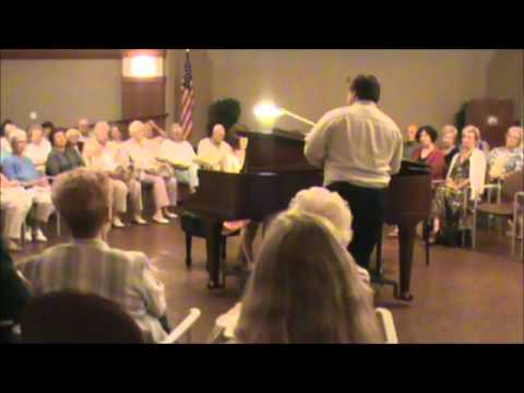 Rebecca Lewis's Piano Recital - August 14, 2012.wmv