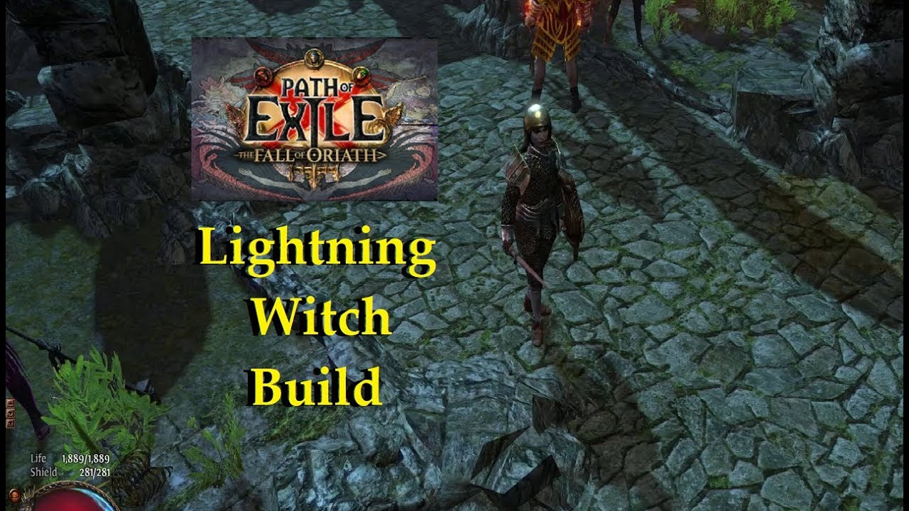 Path Of Exile Lightning Build