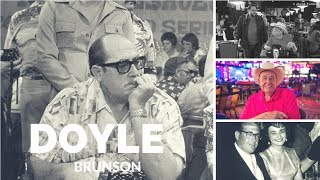 Doyle Brunson on His Wife, His Life, His Legacy
