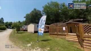 Camping avec espace détente proche de Sarlat