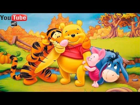 Винни пух мультфильм желтый