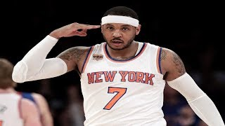 Relive Carmelo Anthony