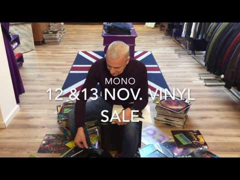 MONO Vinyl Sale . Black Uhuru Amsterdam