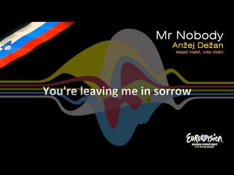"""Anžej Dežan - """"Mr Nobody"""" (Slovenia)"""