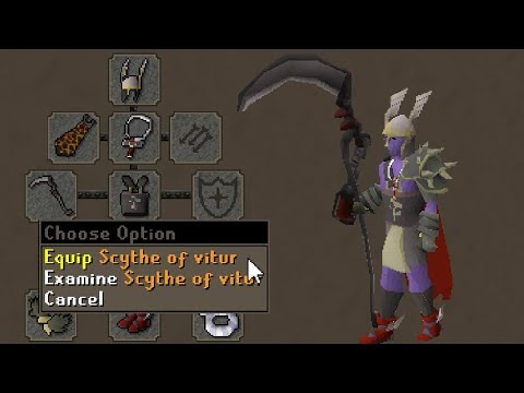 PKing with the Scythe of Vitur