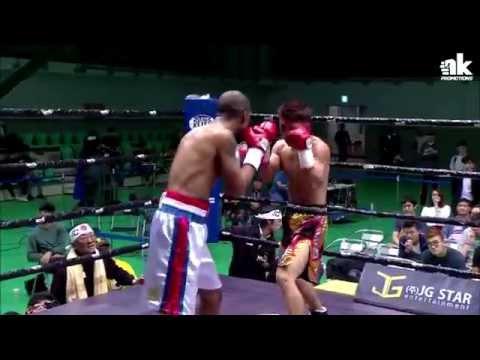 WBO ASIA PACIFIC WELTERWEIGHT CHAMPIONSHIP BOUT 랜달 베일리(Randall Bailey) vs 슈사쿠 후지나카(Shusaku Fujinaka)