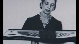 Marcelle Meyer plays Chabrier