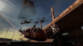 Garrys mod в steam . Танки и вертолёты в Opposing Force 2 maps . 60 FPS
