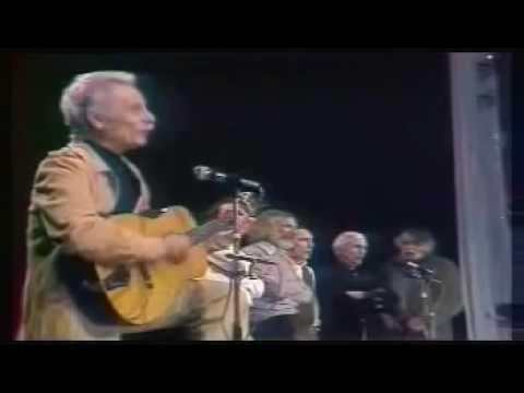 George Brassens Le Roi live
