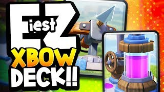X-BOW PUMP = Better Than EVER! 3 BUILDINGS, 1 DECK 🏆