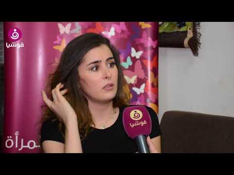 """عائشة بن أحمد تتحدث عن خلافها مع درة في """"نسر الصعيد"""""""