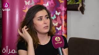 عائشة بن أحمد تتحدث عن خلافها مع درة في