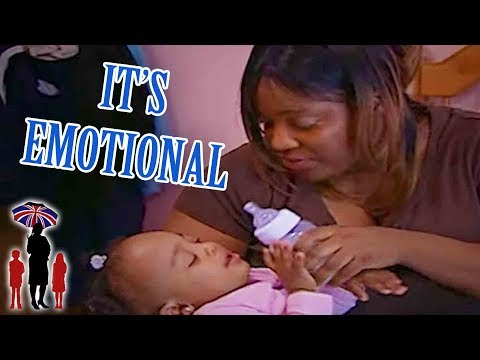 Supernanny Helps Mom Wean Toddler Off Breastfeeding | Supernanny thumbnail