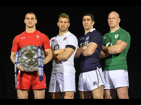 Captains meet to launch Six Nations 2014