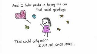I Am Me Once More - Zee Avi (Animation)