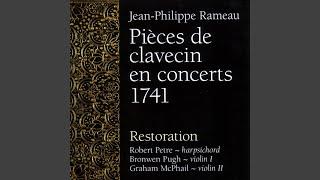 Gambar cover Pièces de clavecin en concerts, Concerto No. 1: II. La Livri. Rondeau Gracieux