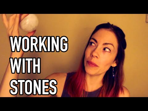 Basics of Working with Stones, Crystals & Minerals