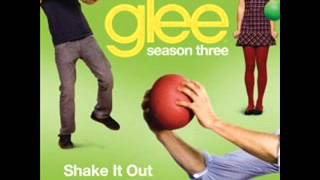 Glee - Shake It Out (Acapella)
