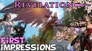 "Revelation Online MMORPG First Impressions ""Is It Worth Playing?"""