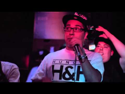 Chris Cash Live at Angelo's with YT and Sick Hussle