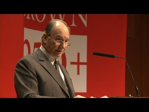 His Highness the Aga Khan's Ogden Lecture at Brown University (Providence, USA)