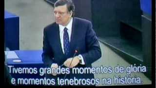 United we stand, divided we fall - Durão Barroso President of the European Commission Speech