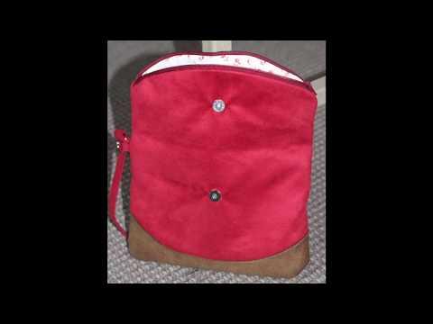 My Make - Swoon Heidi Wristlet Red 20180307