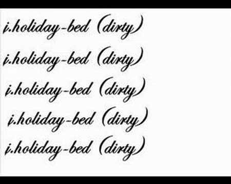 J Holiday - Bed [Explicit]