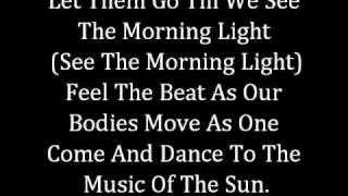 Rihanna - Music Of The Sun Lyrics