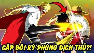 Top 10 Những Cặp Đôi Kỳ Phùng Địch Thủ trong One Piece