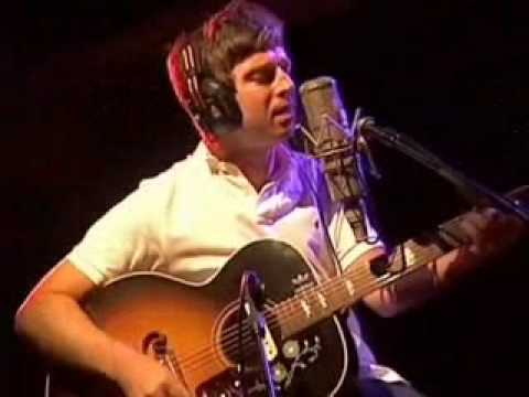 Noel Gallagher  The Importance Of Being Idle  Acoustic Set, Rolling Stones 2006