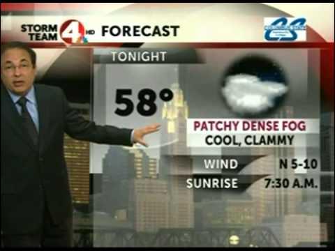 Meteorologist Ben Gelber, NBC4 Columbus Weathercast