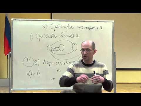 Лекция 9: Деньги. Банки. Норма резервирования. Инфляция