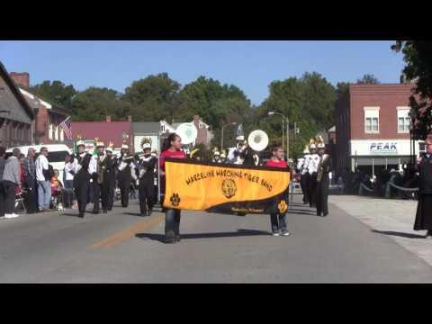 Fayette CMU Band Day 2016 - Marceline High School