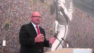 Tim Doup Speaks at 2014 OAC Football Media Day