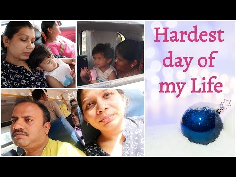 Hardest Day of my life | Leaving Cheeku to my native