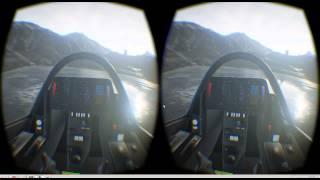 F-35 Virtual Reality Flight Experience